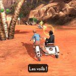 Les Aventures de Tintin : Le Secret de la Licorne sur iPhone