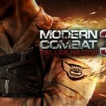 Modern Combat 3 : Fallen édition
