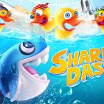 Shark Dash sur iPhone