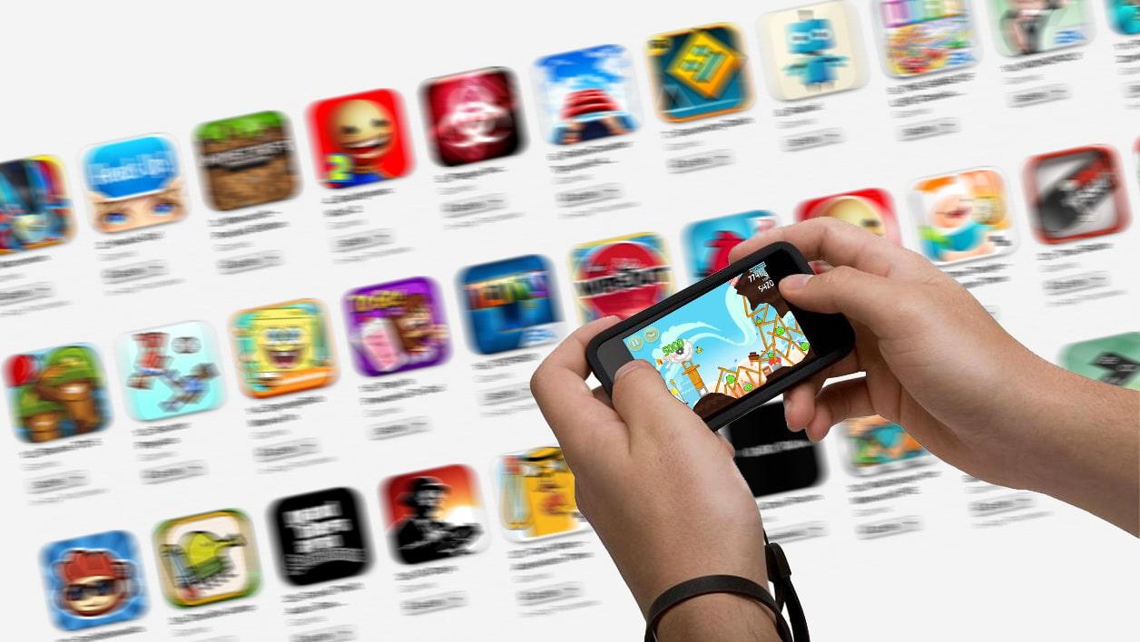 jeux iPhone